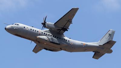T.21-07 - CASA C-295M - Spain - Air Force