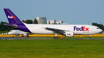 A picture of N733FD - Airbus A300B4605R(F) - FedEx - © Shogo Kawai