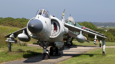ZD611 - British Aerospace Sea Harrier F/A.2 - United Kingdom - Royal Navy