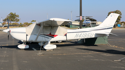 N4195U - Cessna 182S Skylane - Private