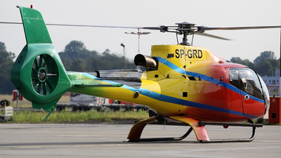 SP-GRD - Eurocopter EC 130B4 - Private