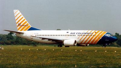 CS-TKC - Boeing 737-33A - Air Columbus