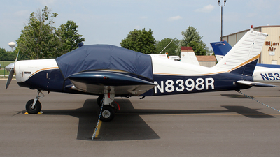 A picture of N8398R - Piper PA28140 - [2822275] - © Brady Noble