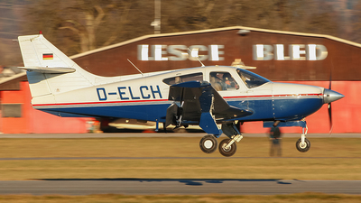 D-ELCH - Rockwell Commander 114B - Private
