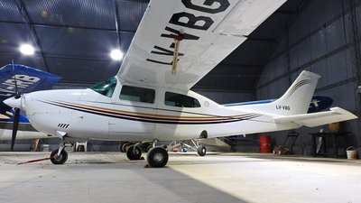 LV-VBG - Cessna T210M Turbo Centurion II - Private