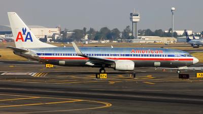 N848NN - Boeing 737-823 - American Airlines