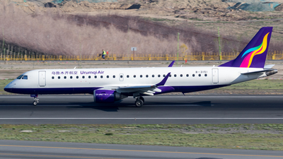 B-3151 - Embraer 190-100IGW - Urumqi Air