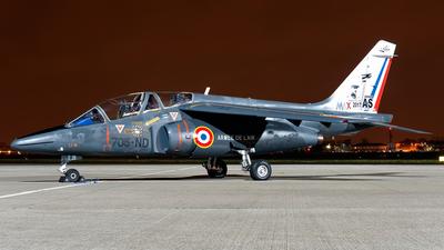 E26 - Dassault-Breguet-Dornier Alpha Jet E - France - Air Force