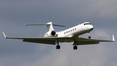 N628BD - Gulfstream G-V - Private