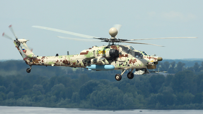 1707 - Mil Mi-28NE - Russia Helicopters