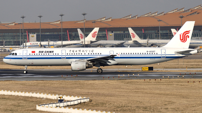 B-6327 - Airbus A321-211 - Air China