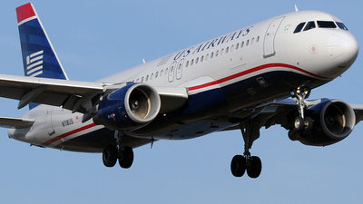 N118US - Airbus A320-214 - US Airways