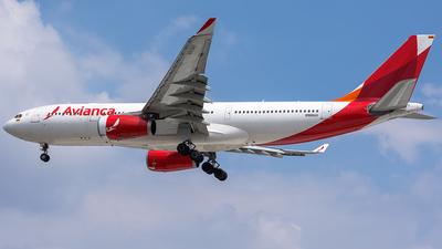 N968AV - Airbus A330-243 - Avianca