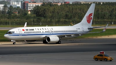 B-1956 - Boeing 737-89L - Air China