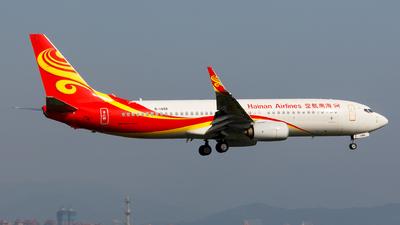B-1488 - Boeing 737-86N - Hainan Airlines