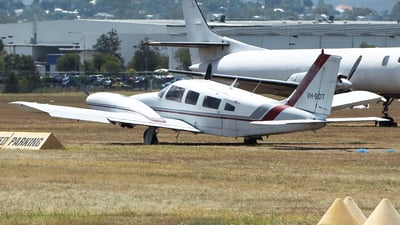 VH-BDT - Piper PA-34-200T Seneca II - Aero Club - Royal Queensland