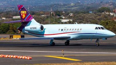 N215RE - Dassault Falcon 2000 - Private