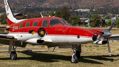 CC-PJH - Piper PA-31T Cheyenne II - Private