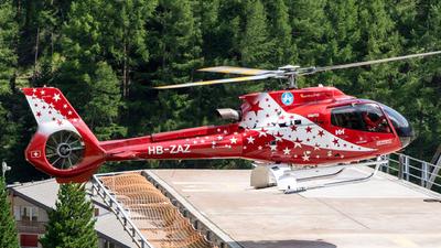 HB-ZAZ - Eurocopter EC 130T2 - Air Zermatt