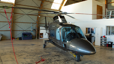 ZK-HBH - Agusta A109S Grand - Private