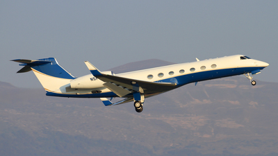 N5PG - Gulfstream G550 - Private (Proctor & Gamble)