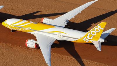 9V-OFD - Boeing 787-8 Dreamliner - Scoot