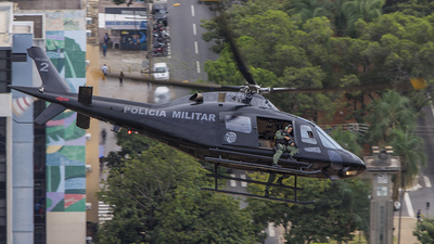 PR-PMG - Agusta-Westland AW-119Ke - Brazil - Government of Goias State