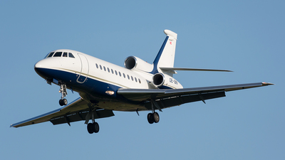 OE-IBN - Dassault Falcon 900EX - International Jet Management