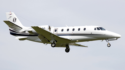 YU-SPC - Cessna 560XL Citation Excel - Prince Aviation