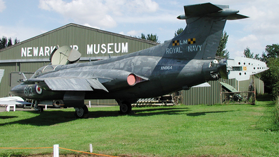 XN964 - Blackburn Buccaneer S.1 - United Kingdom - Royal Navy