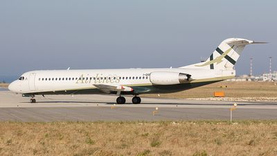 I-GIOA - Fokker 100 - Eagles Airlines