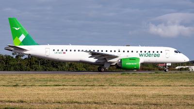 LN-WEC - Embraer 190-300STD - Widerøe
