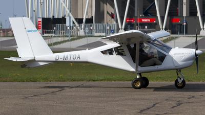 D-MTOA - Aeroprakt A22LS Foxbat - Flugschule Takeoff