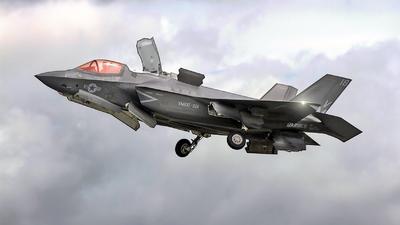 168727 - Lockheed Martin F-35B Lightning II - United States - US Marine Corps (USMC)