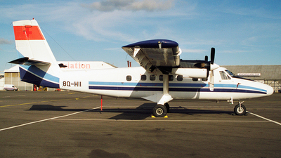 8Q-HII - De Havilland Canada DHC-6-300 Twin Otter - Private