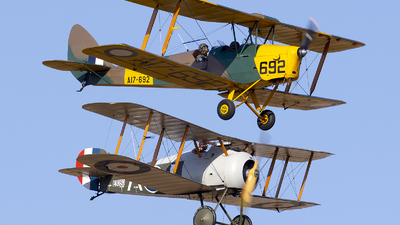 VH-AWA - De Havilland DH-82 Tiger Moth - Private