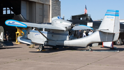 N6224K - Republic RC-3 Seabee - Private
