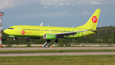 VQ-BRK - Boeing 737-8LD - S7 Airlines