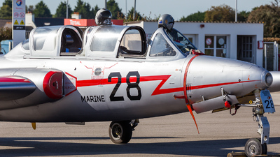 F-AZPF - Fouga CM-175 Zephyr - Private