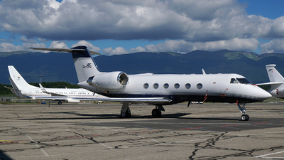 XA-CHG - Gulfstream G400 - Private