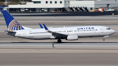 N34222 - Boeing 737-824 - United Airlines