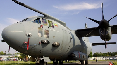 07 - Alenia C-27J Spartan - Lithuania - Air Force