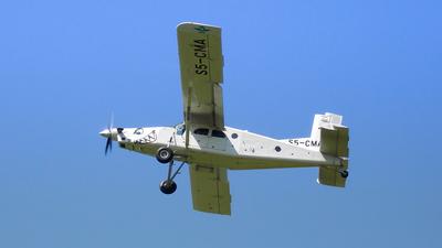 S5-CMA - Pilatus PC-6/B2-H4 Turbo Porter - Private