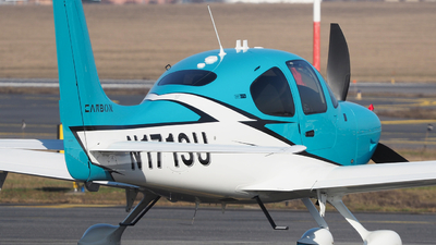 N171SU - Cirrus SR22T-GTS G6 Carbon - Private