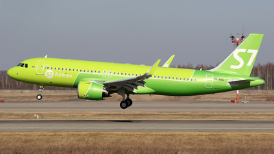 VQ-BSC - Airbus A320-271N - Siberia Airlines