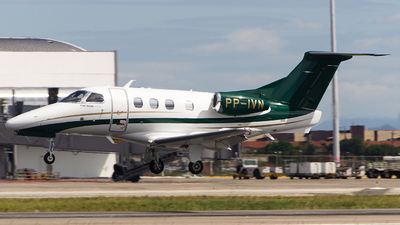 PP-IVN - Embraer 500 Phenom 100E - Private