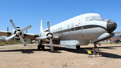 N51701 - Douglas DC-7B - T & G Aviation