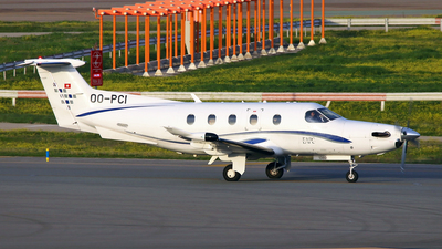 OO-PCI - Pilatus PC-12/47E - European Aircraft Private Club (EAPC)