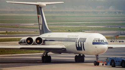 SP-LBE - Ilyushin IL-62M - LOT Polish Airlines