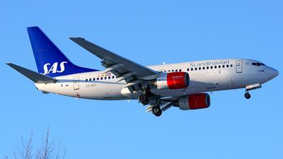 A picture of SERES - Boeing 7377BX - SAS - © Laszlo Fekete